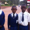 School girls in Tanzania